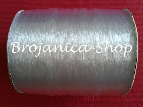 Rastegljivi prozirni silk debljine 1mm