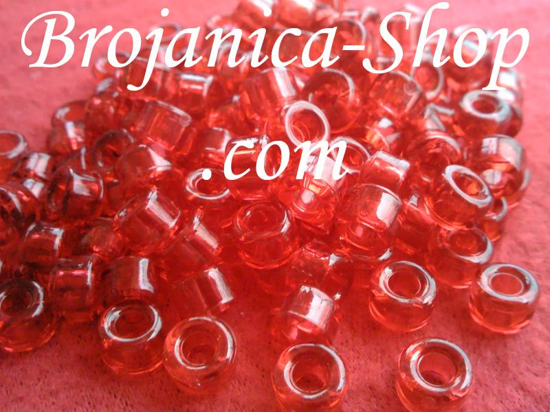 Perle za Brojanice crvene