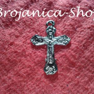Krst za Ogrlice u srebrnoj boji