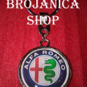 Auto Privezak Alfa Romeo