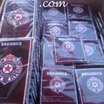Brojanice i ogrlice rađene za KK Partizan