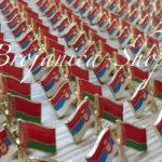Značka Srbija - Belorusija. Proizvodnja znački - Livnica Brojanica-Shop