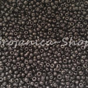 M648 Perle za grčke brojanice i bogorodičine suze u crnoj boji