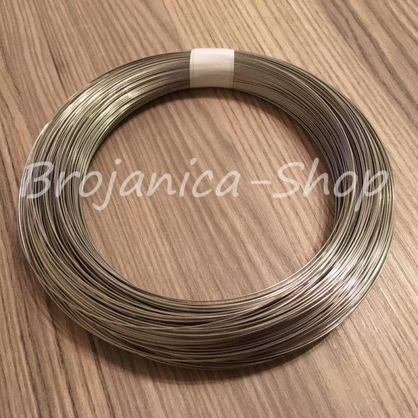 M663 Prohromska žica 0,60mm za izradu brojanica i nakita